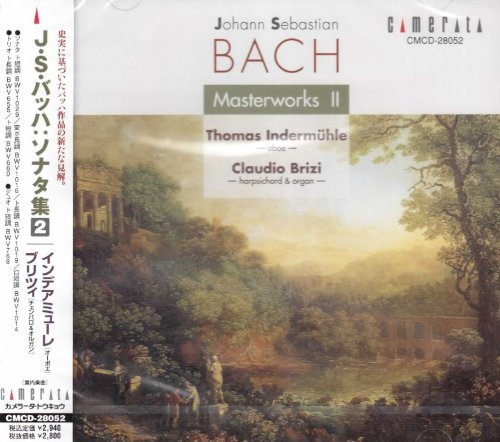 Js Collections A-line - J.S.BACH:SONATA COLLECTION VOL.2