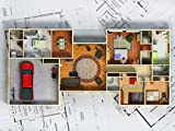 Sweet Home 3D Premium Edition - Interior Design Planner with an additional 1100 3D models and a printed manual, ideal for architects and planners - for Windows 10-8-7-Vista-XP & MAC