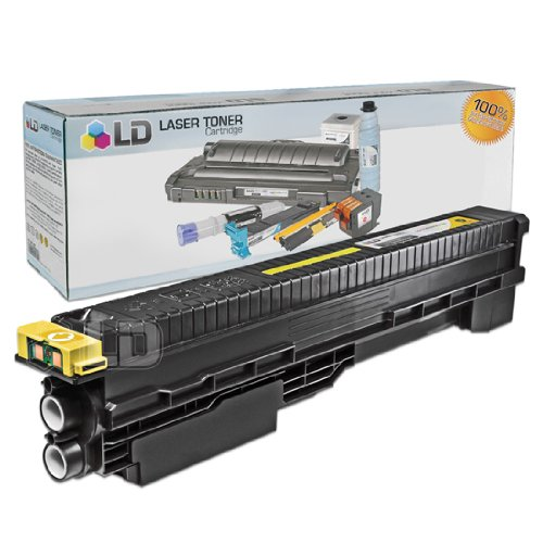 LD Compatible Yellow Laser Toner Cartridge for Canon 0259B001AA (GPR21) for ImageRunner C4080/C4580