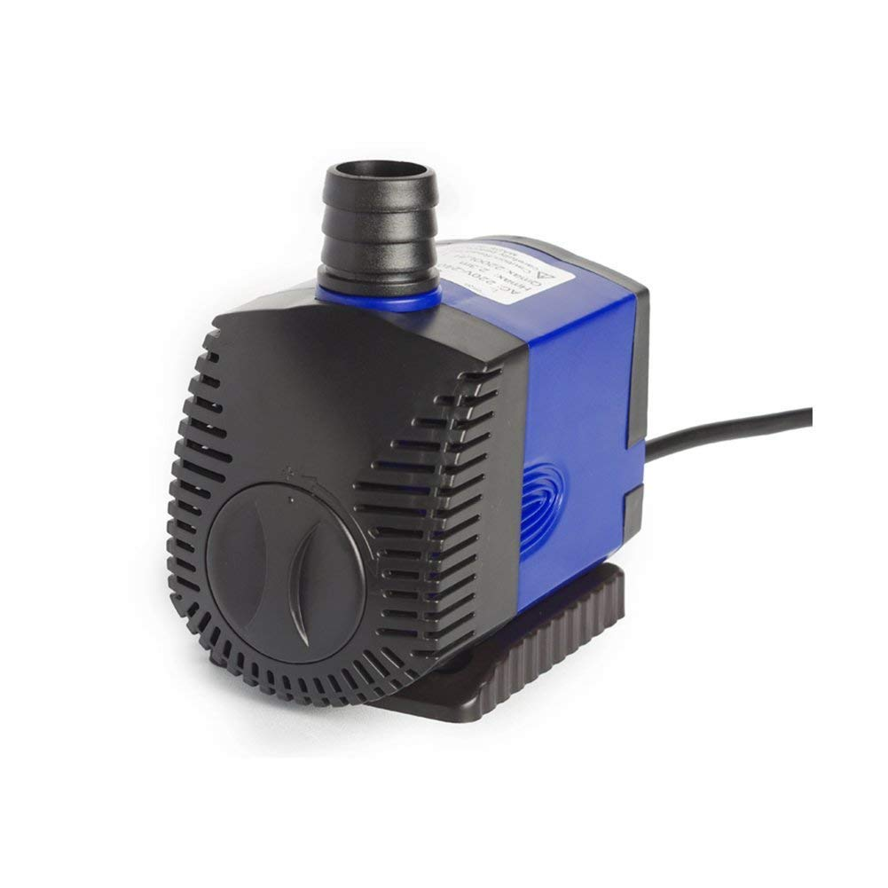 10W Anti-Explosion Submersible Water Pump for Aquarium Pond Water Gardens Tabletop Fountains,150W,10W