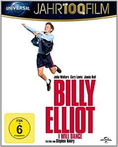 Billy Elliot - I will dance - Jahr100Film [Alemania] [Blu-ray]
