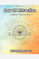 Law of Attraction: Colour Activity 5 Paperback