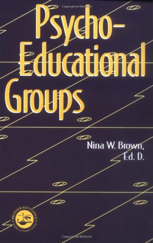 Psycho-Educational Groups (Life Skills Activities For Adults With Mental Illness)