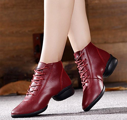 bottes dhiver EU39 US8 UK6 automne CN39 chaussures chaussures et Mme Mme dascenseur chaussures danse de chaussures Mme W7UnI6x6