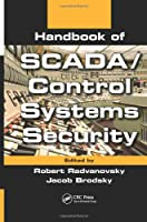 Handbook of SCADA/Control Systems Security Front Cover
