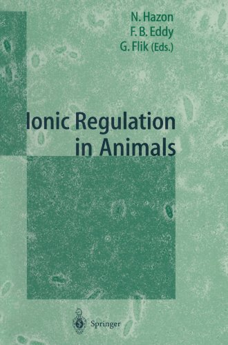 - Ionic Regulation in Animals: A Tribute to Professor W.T.W.Potts