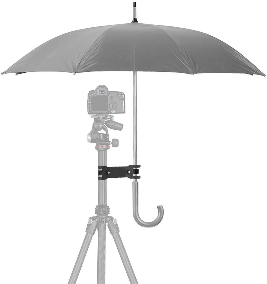 Photography YHM Outdoor Camera Umbrella Holder Clip Bracket Stand Clamp Accessory