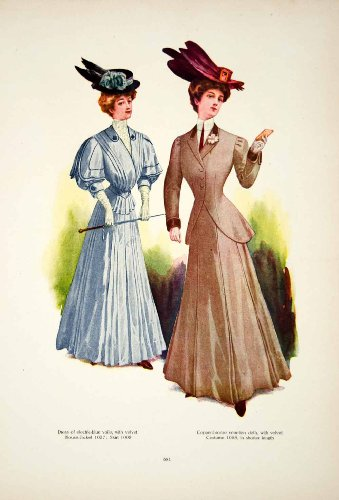dresses of the 1900s - 7