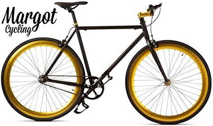 Margot Cycling Europa Bici Fixie – Fixed Bike Modelo: Eldorado ...