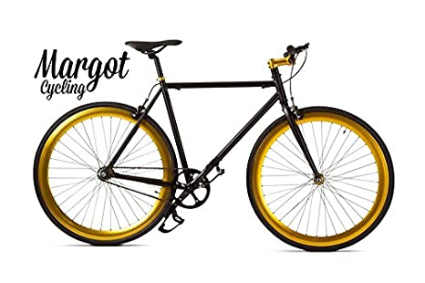Margot Eldorado Bici Scatto Fisso Fixed Bike Bici Single Speed Bici Fixie