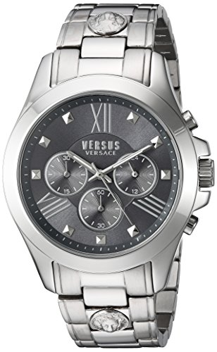 Versus-by-Versace-Mens-SBH050015-Chrono-Lion-Analog-Display-Quartz-Silver-Watch