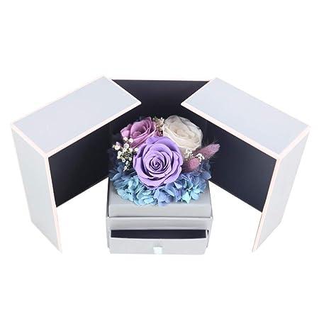 Yyzhx - Caja de regalo para novia, regalo de cumpleaños, día ...