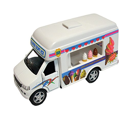pull back ice cream truck - 7