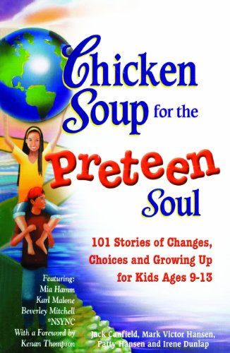 Chicken Soup For The Preteen Soul 1 (Turtleback School & Library Binding Edition) (Chicken Soup for the Soul (Pb)) pdf