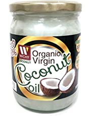Wichy Organic Virgin Coconut Oil, 500ml