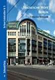 Hackesche Hofe Berlin : English Version, Borgelt, Christiane and Jost, Regina, 3867111618