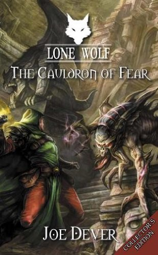 book cover of The Cauldron of Fear