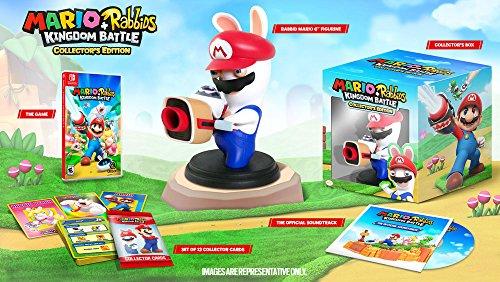 Mario Kingdom Battle   Nintendo Switch Collectors Edition