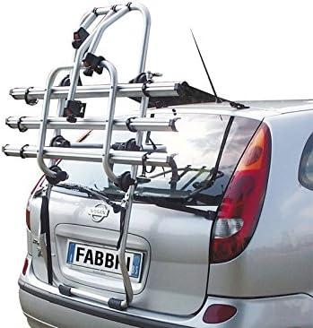 Adapter und Montagesatz Vaneo Mercedes Benz W414 - inkl Einfacher Fahrrad-Hecktr/äger 90308773 zum Transport von 3 R/ädern auf der Heckklappe f/ür Mercedes