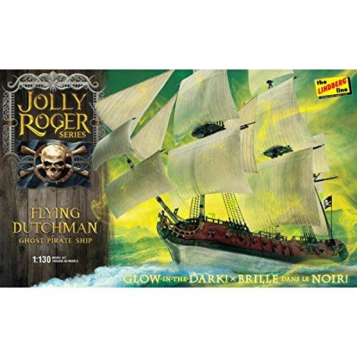 - Lindberg Jolly Rogers Series Flying Dutchman, LND218