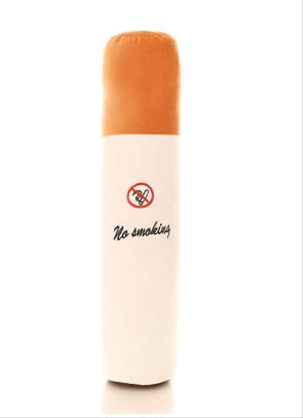 DKE&YMQ Juguetes De Felpa Dejar De Fumar Almohada Cigarrillo ...