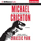 Bargain Audio Book - Jurassic Park  A Novel