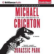 Jurassic Park: A Novel Audiobook by Michael Crichton Narrated by Scott Brick
