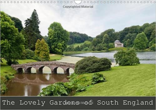 The lovely gardens of south england wall calendar 2017 din a3 the lovely gardens of south england wall calendar 2017 din a3 landscape the beautiful english landscape gardens of south england workwithnaturefo
