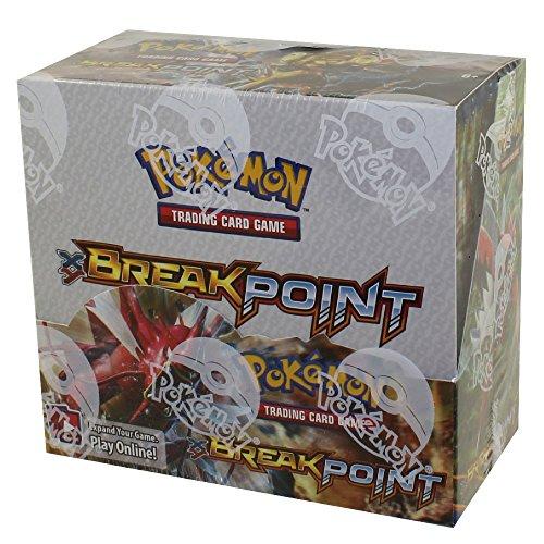 Pok%C3%A9mon Pokemon XY BREAKpoint Booster Box