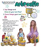 Bedesign Studio ArtPoufie - Craft My First