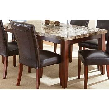 Delightful Steve Silver Company MN500T Montibello Dining Table