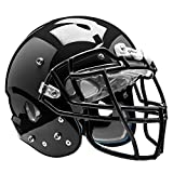 Schutt Sports Vengeance VTD II Football Helmet Without Faceguard, Black, Large