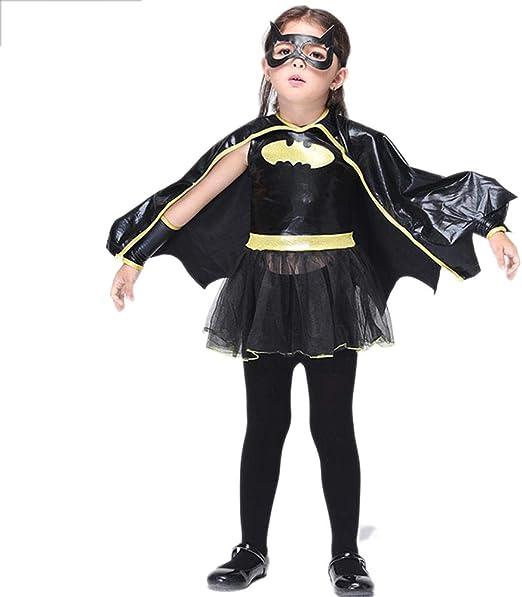 YXRL Disfraz Halloween Niño Batman Cosplay Vestido Traje para ...
