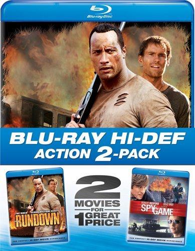 The Rundown / Spy Game Blu-ray Value Pack