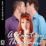 Bargain Audio Book - A Fantasy Threesome  A Collection of Five