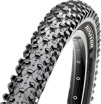 Maxxis Ignitor Mountain Bike Tire (Folding 70a, 29x2.1),Black (Country Michelin Racer)