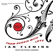 From Russia with Love: James Bond, Book 5 | Ian Fleming