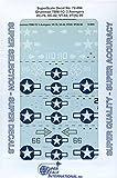 SuperScale Decals 1:72 Grumman TBM-1C/3 Avengers VC-76/42 VT-82 VT(N)-90 #72-894