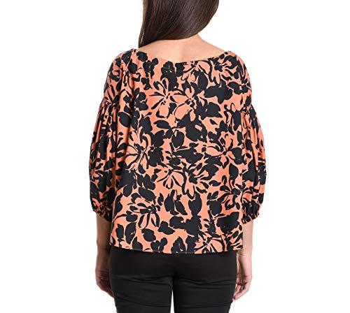 Donna Arancione Camicia Cotone 5415f28810251 Aspesi BRxvgnCwq1