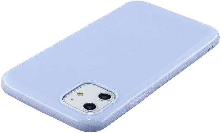 FlipBird TPU Silicone Case for iPhone 11 Pro Silicone Gel Rubber Case Flexible Shock Absorbent Protective Phone Cover Full Body Case for iPhone 11 Pro 5.8 Inch White
