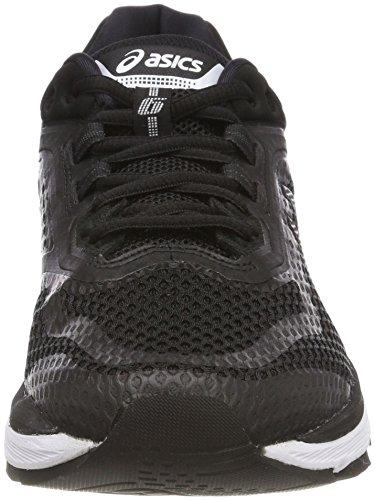 carbon black 6 38 Gt Damen 2000 Laufschuhe Grau white Schwarz Eu 9001 Asics qFPwzCC