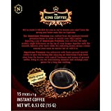 KING COFFEE INSTANT AMERICANO Premium 15 sticks x