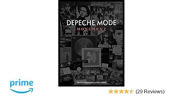 Amazoncom Depeche Mode Monument 9781617755934 Dennis