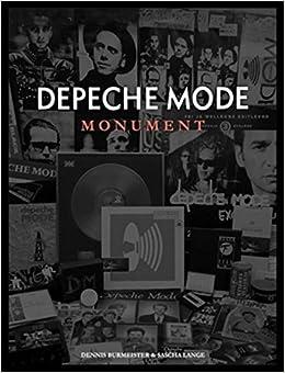Depeche Mode: Monument por Dennis Burmeister epub