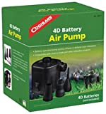 Coghlan's 0817 Battery Powered Air Pump, Outdoor Stuffs