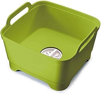 Joseph Joseph 85059 Wash & Drain Wash Basin Dishpan