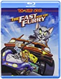 DVD : Tom and Jerry: The Fast and the Furry (Blu-ray)
