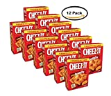 PACK OF 12 - Cheez-It Baked Snack Crackers Extra Toasty 12.4 oz