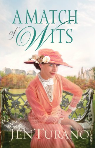 A Match of Wits (Ladies of Distinction Book -