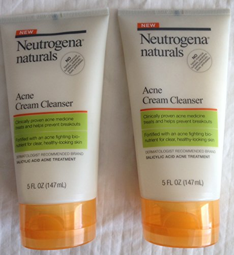 Neutrogena Naturals Cream Cleanser Ounce